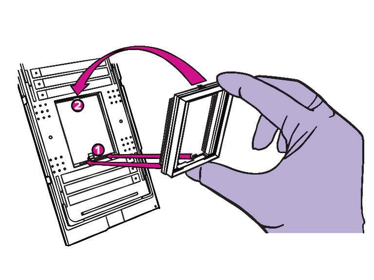 Instructional Illustration - Fluidigm